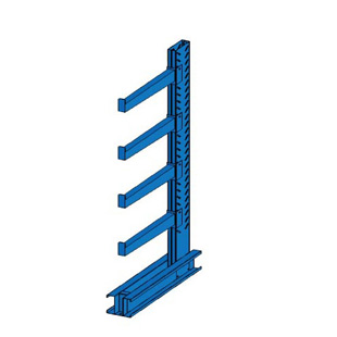 Cantilever shelf