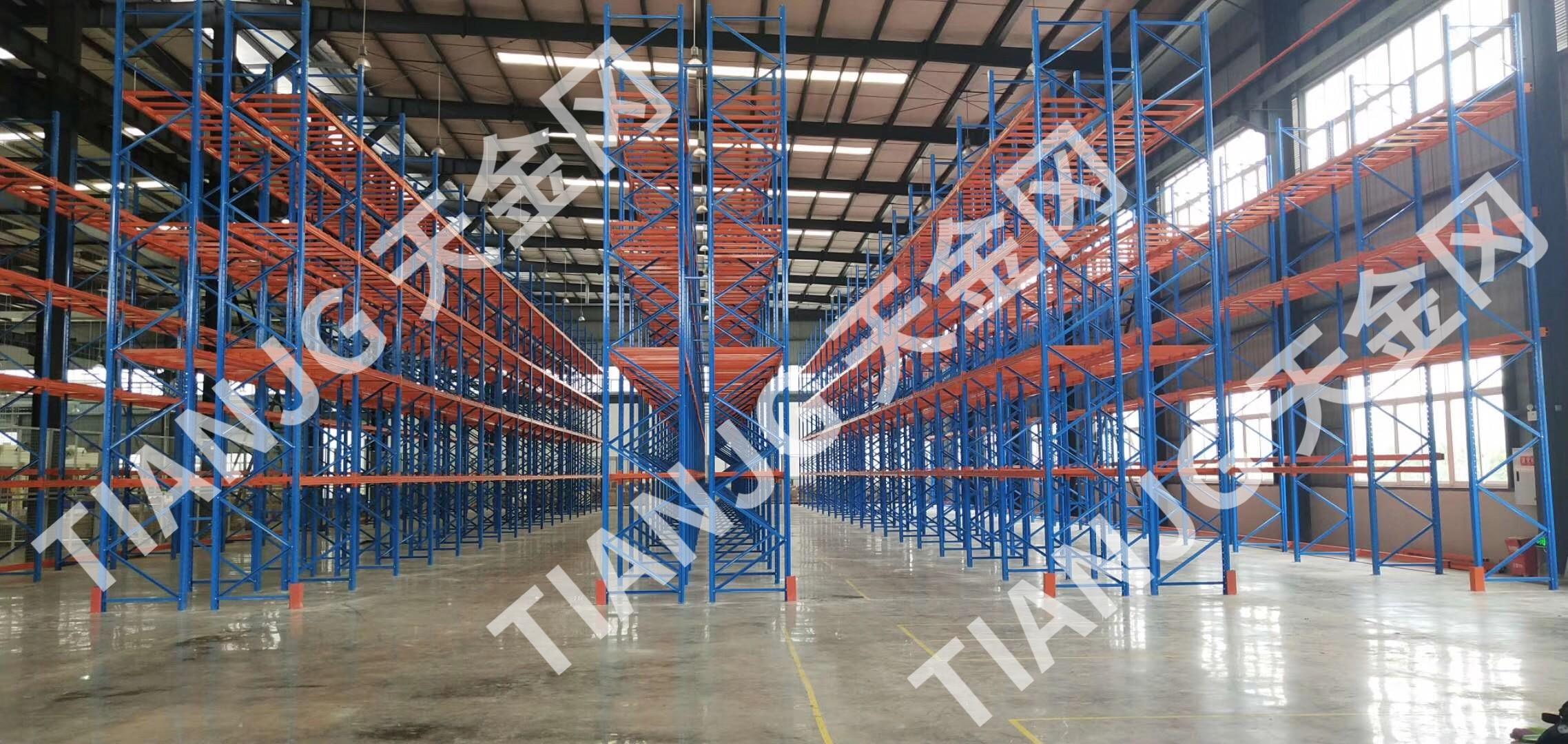 重型仓储货架安装