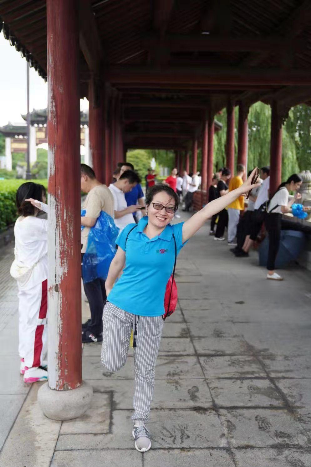 阳澄湖环湖徒步