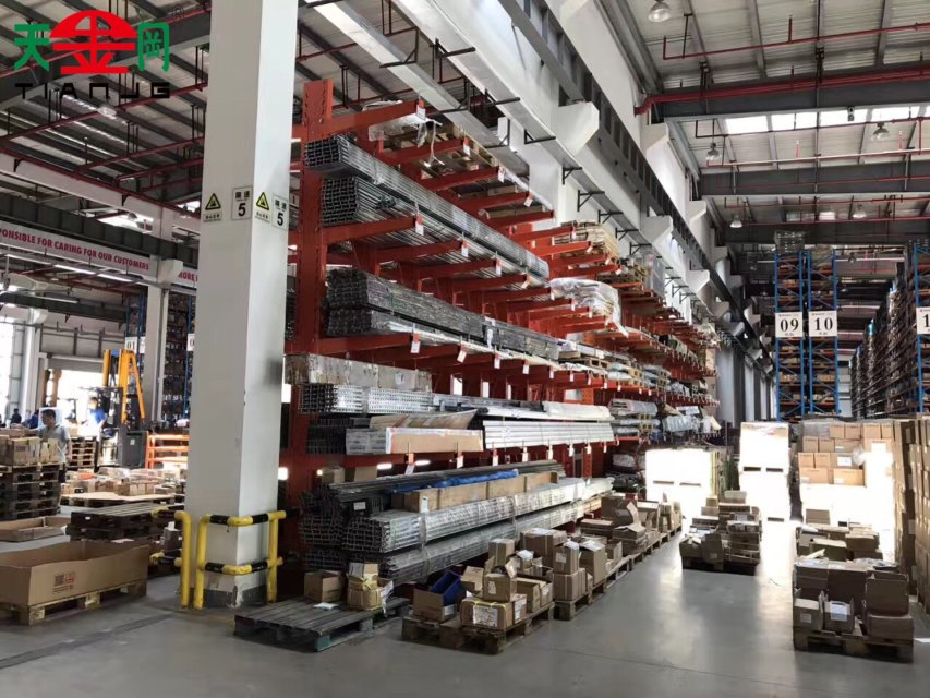 重型悬臂仓储货架