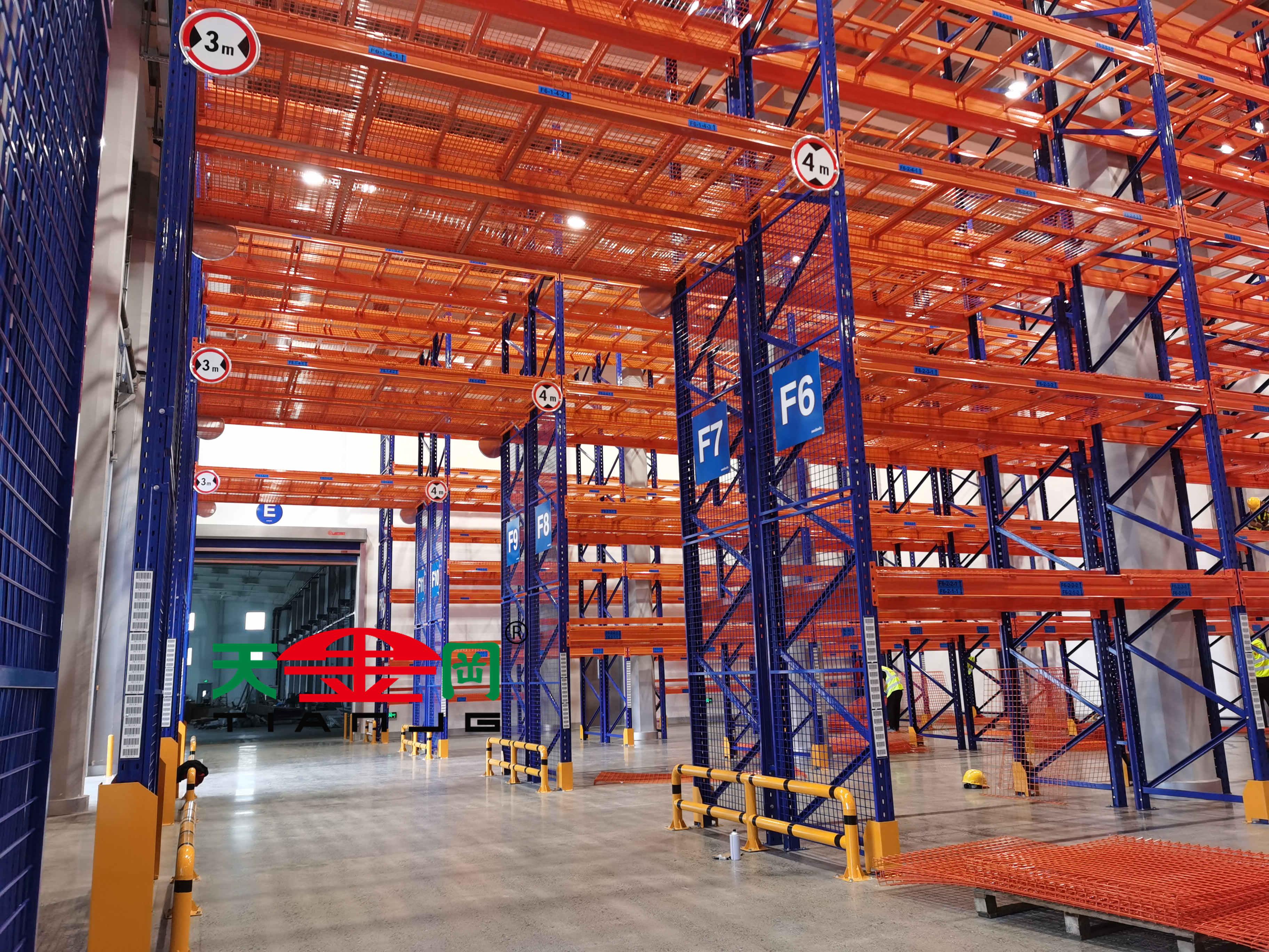 仓储货架规划